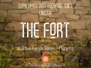 The Fort Escape Game